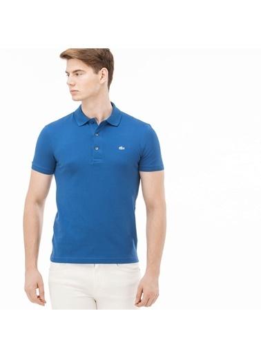 Lacoste Tişört Mavi